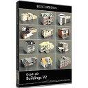 【コンビニ後払いOK】DOSCH DESIGN DOSCH 3D: Buildings V2 D3D-BUV2
