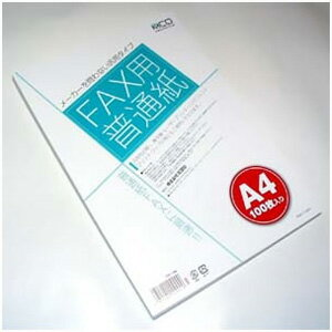 ミヨシ FAX用紙 FXP-100