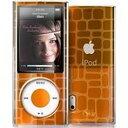 iskin iPod nano 5G/ケース/iSkin(CROC) VBSN5G-CK