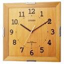 リズム時計 シンプルモードカレン 8MYA15-007