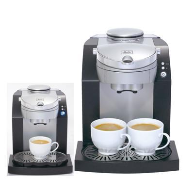 Melitta(メリタ) コーヒーメーカー コーヒーポッドマシーン(ブラック) MKM-112/B