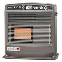 【代引手数料無料】ダイニチ 暖かさが見える、温風と放射の2ウェイ暖房。石油ファンヒーター【木造9畳まで】(プラチナブラウン) FB-359T-T