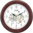 リズム時計 トトロM690A 4KG690MA06