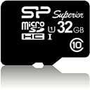家電, AV, 相機 - シリコンパワー <Superior>高速 UHS-1 microSDHCカード(32GB/CLASS10) S7400H3