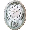 【代引手数料無料】リズム時計 スモールワールドクオーレ 4MN516RH13