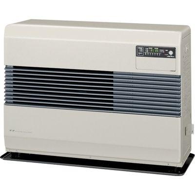 コロナ FF式温風暖房機 ビルトインタイプ別置タンク式 (フロスティホワイト) (FFB7414W) FF-B7414-W