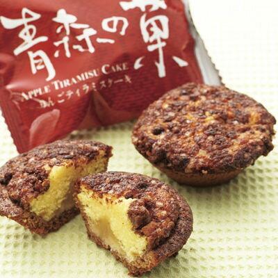 その他青森名産青森の菓りんごティラミスケーキ18個入り61201857