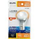 ELPA LED電球ミニクリプトンタイプ LDA5L-H-E17-G409