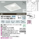 コイズミ LED防雨防湿ダウン AD41800L