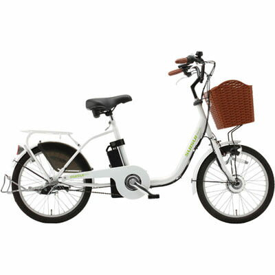 KAIHOU 20インチ 電動アシスト自転車 3段変速 KH-DCY700 WH KH-DCY700-WH 【送料無料】20インチ 電動アシスト自転車 3段変速 KH-DCY700 WH (KHDCY700WH)