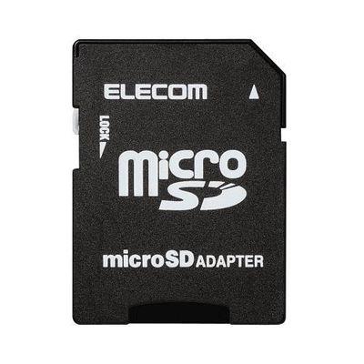 エレコム WithMメモリカード変換アダプタ MF-ADSD002
