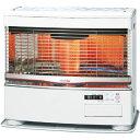 【代引手数料無料】トヨトミ 赤外線と温風のダブル暖房。FF式ストーブ【コンクリート29畳/木造18畳】 FR-70G