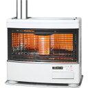 【代引手数料無料】トヨトミ エクセレントレーザーバーナー煙突式石油ストーブ ((W)ホワイト) (HRG650) HR-G650