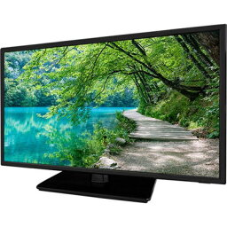 【代引手数料無料】エスキュービズム 外付けHDD録画対応24V型地上デジタルフルハイビジョン液晶テレビ AT-24C01SR