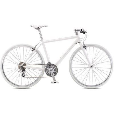 FUJI FUJI(フジ) PALETTE 19 3×8speed AURORA WHITE クロスバイク 17PALTWH19 【送料無料】(北海道・沖縄・離島除く) FUJI(フジ) PALETTE 19 3×8speed AURORA WHITE クロスバイク