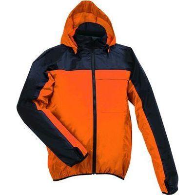 APT RAIN HI(アプトレインハイ) アプトレインハイ レイン ジャケット 総メッシュ裏付き 全5色 10サイズ オレンジ 4L 防水 2層レイヤー 動きやすい立体裁断(EE-00227) EE-00227