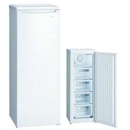 三ツ星貿易 家庭用冷凍庫 ファン式自動霜取り MA-6120FF-W