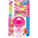 アース製薬 濃縮セボン neo Aroma 容器付 フェアリークランベリーピンクの香り 80g E356650H