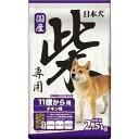 イースター(ペット) 日本犬 柴専用 11歳から用 チキン味 2.5kg E368200H