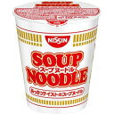 食品 - 日清食品 【ケース販売】日清 スープヌードル 59g×20個 E403674H