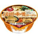 日清食品 【ケース販売】日清 麺ニッポン 信州味噌ラーメン 119g×12個 E416721H