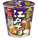 日清食品 【ケース販売】日清の江戸そば 71g×20個 E416725H