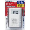 ELPA カセットテープレコーダー 録音・再生 CTR-30...