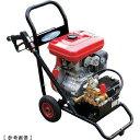 スーパー工業 スーパー工業 エンジン式高圧洗浄機SEC-1520-2(コンパクト&カート型) SEC15202