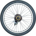 トラスコ中山 TRUSCO THR−5520用 ノーパンクタイヤ 後輪 THR20TIRER