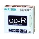 アールアイジャパン RiDATA データ用CD-R 5mmスリムケース10枚入 CD-R700EXWP.10RT SC N CDR700EXWP10RTSCN【納期目安:3週間】