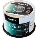 アールアイジャパン RiDATA データ用DVD-R スピンドルケース50枚入 D-R47GB.PW50RD C DR47GPW50RDC【納期目安:3週間】