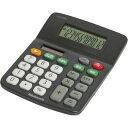 ナカバヤシ ナカバヤシ 電卓 デスクトップ 12桁 スタンダード Sタイプ ECD-SD01BK ブラック E452108H【納期目安:1週間】