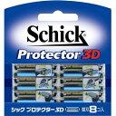 シック・ジャパン シック プロテクター3D 替刃 8コ入 E457942H