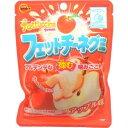 ブルボン 【ケース販売】ブルボン フェットチーネグミ アップル味 50g×10袋 E478837H