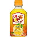 アサヒ飲料 【ケース販売】ほっとレモン 280ml×24本 E478506H【納期目安:1週間】