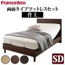 フランスベッド 電動リクライニングベッド 〔グリフィ