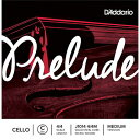 DADDARIO  チェロ弦 J1014 4/4M Prelude Cello Strings / C-nickel 0019954272043
