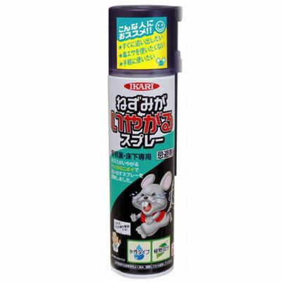 富士パックス販売 ねずみがいやがるスプレー h864