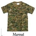 ショッピング迷彩 その他 カモフラージュ Tシャツ( 迷彩 Tシャツ) JT048YN MARPAT Lサイズ ds-1388189