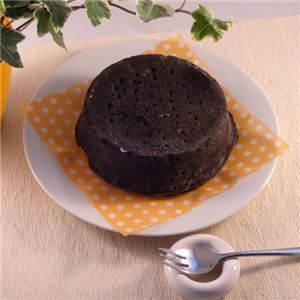 その他黒いチーズケーキ1台(直径約12cm)ds-1653930