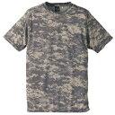その他 自衛隊海外派遣使用・立体裁断・吸汗速乾さらさらドライ 迷彩 Tシャツ ACUS ds-1664216