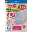 レック 吸着消臭 ぴたQ すきまテープ ピンク(2本入)