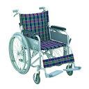 その他 アルミ製 車椅子 【背折れタイプ】 自走・介助