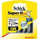 その他 (まとめ)シック(Schick) スーパー2プラス 替刃 5コ入 【×3点セット】 ds-2004906