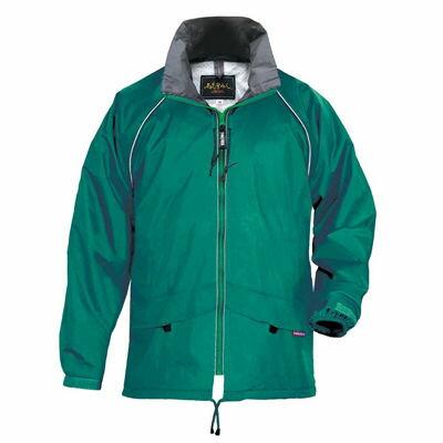 トキワ 雨先案内人 防水 透湿 レインジャケット エバーグリーン 2号(LL) FF-01828