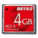 その他 バッファロー コンパクトフラッシュ4GB RCF-X4G 1枚 ds-2139050