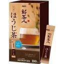 その他 (まとめ)味の素AGF 新茶人インスタントティースティック こうばしほうじ茶 0.8g 1セット(300本:100本×3箱)【×3セット】 ds-2313009