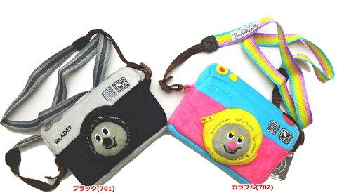 ≪限定SALE(セール)★今なら1580円(税抜)×メール便送料無料≫gladee【グラディー】ジャンボカメラポーチ(GLADEE カメラケース デジカメケース ポシェット スマホケース)