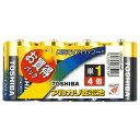 東芝単1アルカリ電池4本 LR20AG 4MP