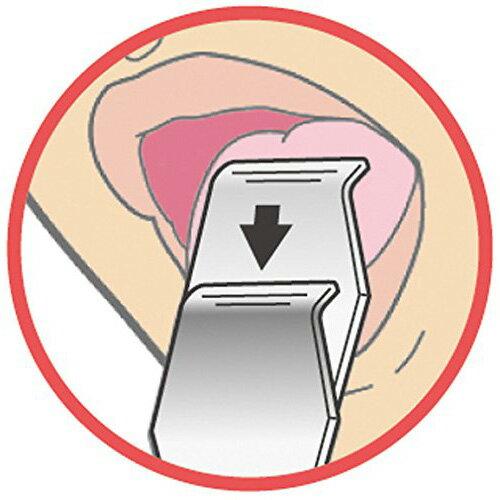 舌みがき シルバー [デンタルケア用品 一般医...の紹介画像3